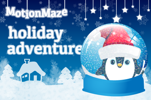 MotionMaze Holiday Adventure