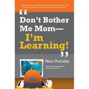 Don't Bother Me Mom – I'm Learning!