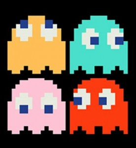 http://dickersondesigns.com/wp/wp-content/uploads/2010/11/Pacman_Ghosts-276x300.jpg